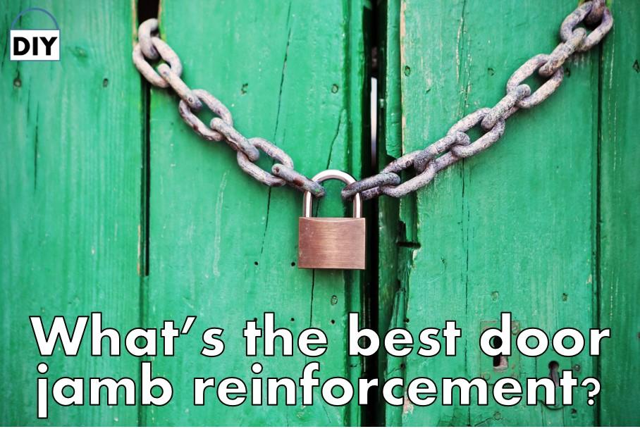 Door jamb reinforcement