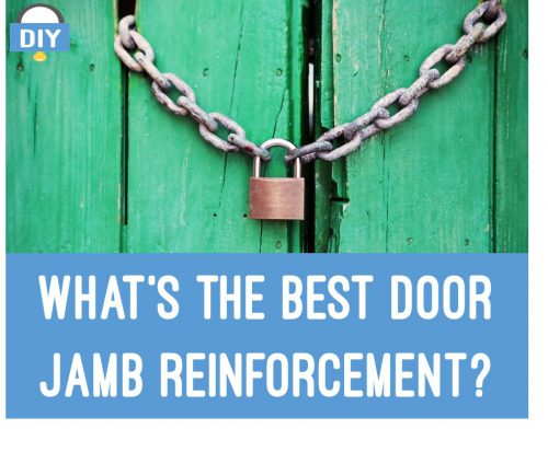 Best door jamb reinforcement