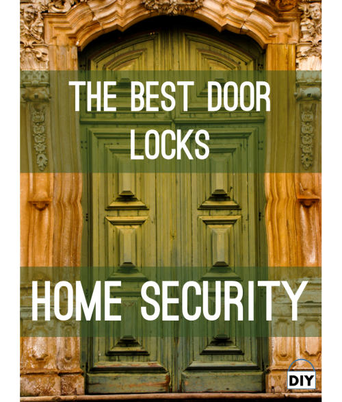 Best door lock home security